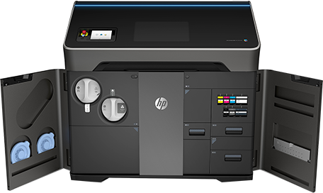 HP Jet Fusion 3D<br>580/380 Color Printer